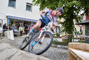 11.06.2016: DM Bike Sprint, 11.06.2016: Deutsche Meisterschaft Mountainbike XCE (Sprint) in Bodenmais, Silas Graf (MHW) - © Marco Felgenhauer / Woidlife Photography