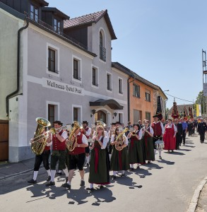 15.06.2017: Frohnleichnam in Stamsried, 15.06.2017: Frohnleichnamsprozession in Stamsried - © Marco Felgenhauer / Woidlife Photography